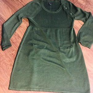 Dresses & Skirts - Babydoll Sweater Dress